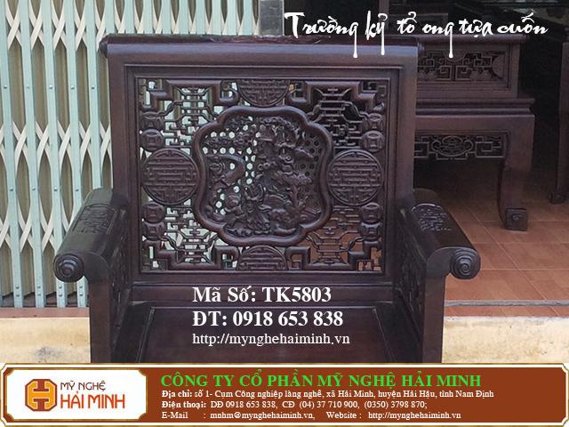 TK5803i  Truong ky to ong Tua Cuon  do go mynghehaiminh