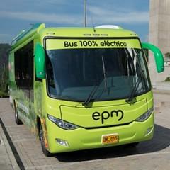 Bus eléctrico BYD