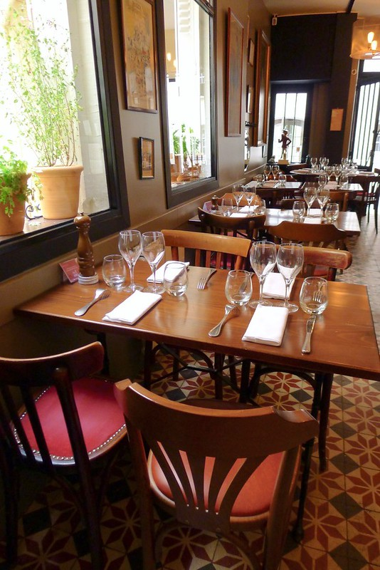 Restaurant Roger La Grenouille, Paris