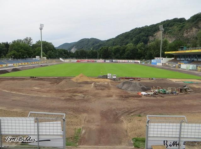 Baustelle Stadion Oberwerth 35842551972_cfb008f412_z