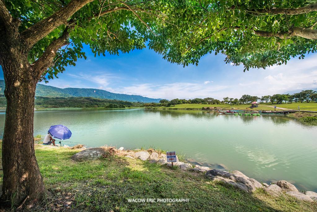 台東景點推薦-大坡池風景特定區