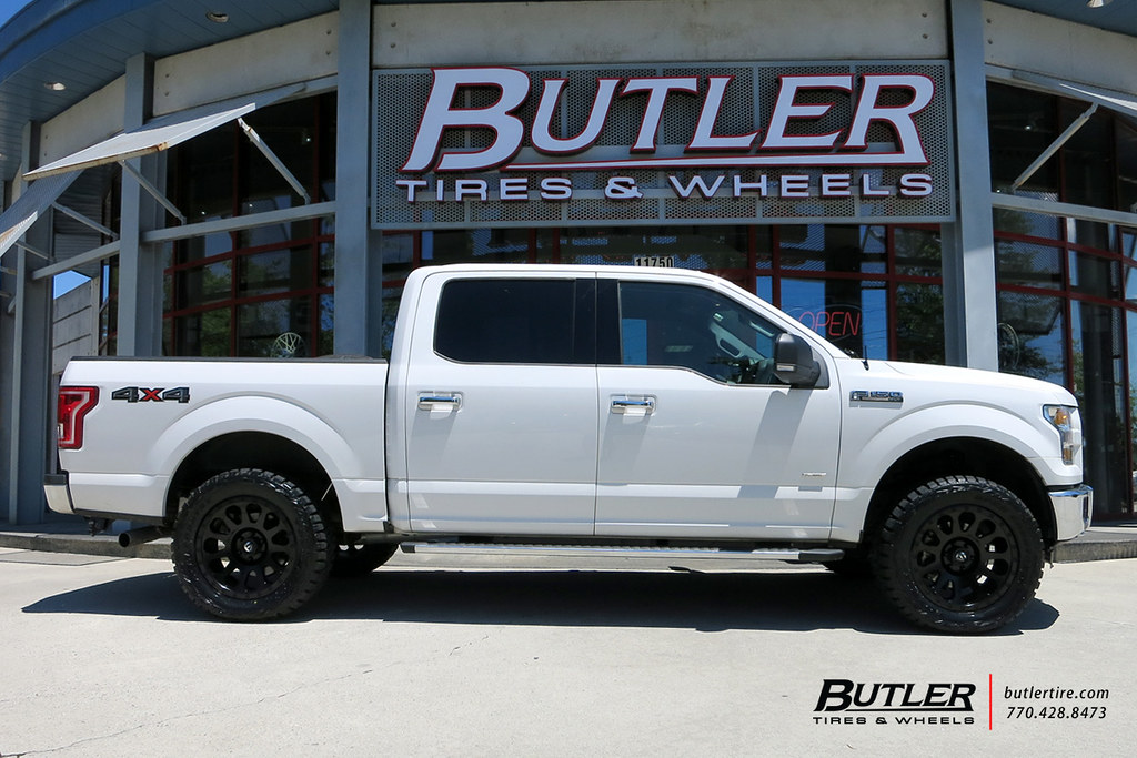 Ford f150 with 20in fuel vector wheels view additional pic flickr ford f150 with 20in fuel vector wheels by butler tires and wheels freerunsca Choice Image