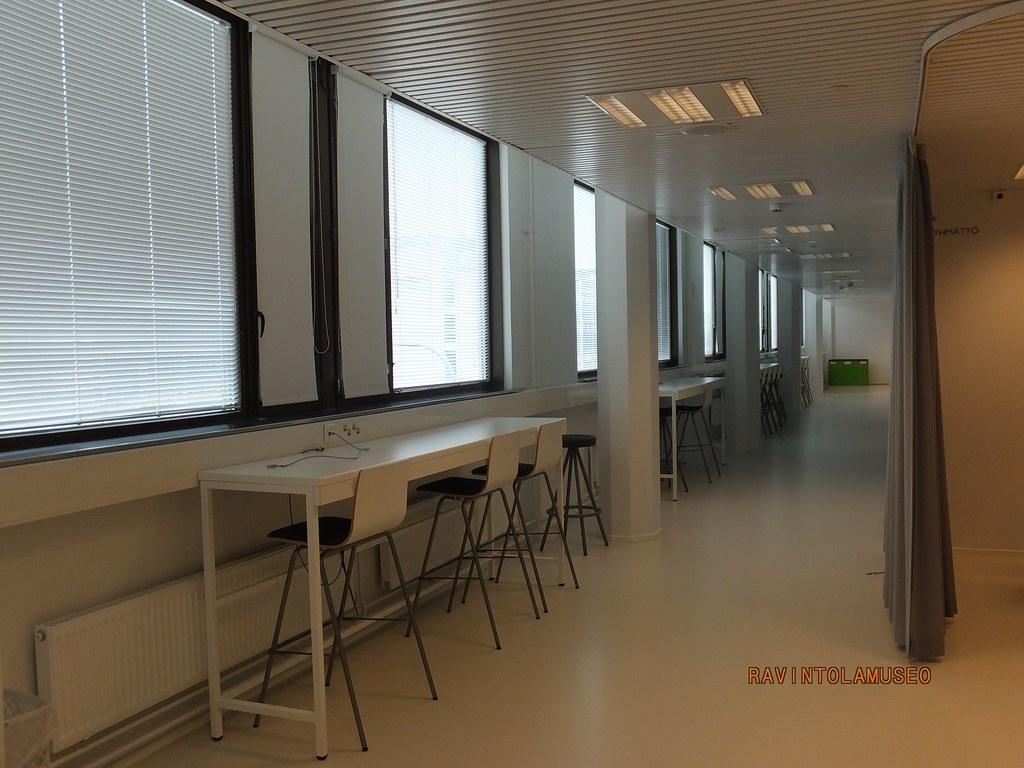 Tables de travail - Lahti University of Applied Sciences, … | Flickr