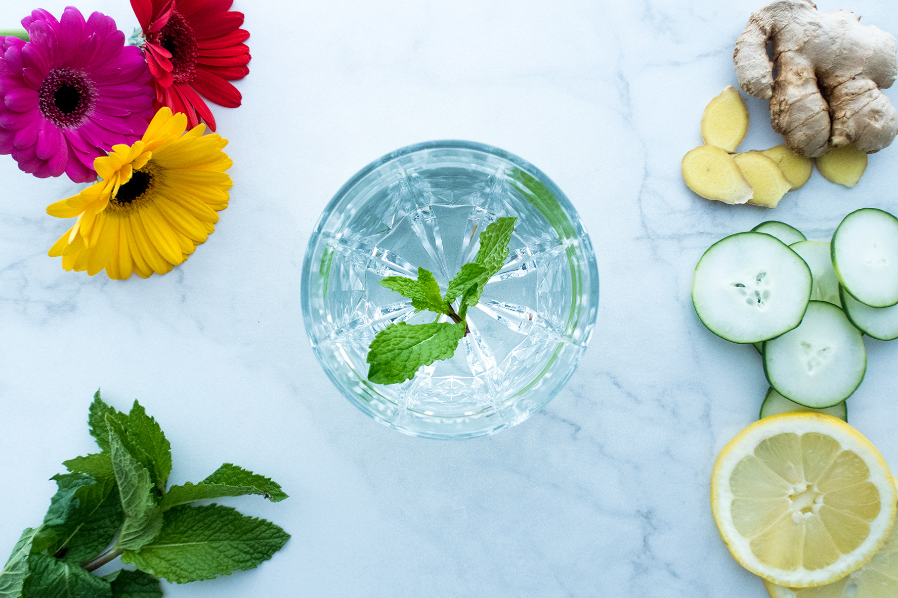 Organic Infused Water