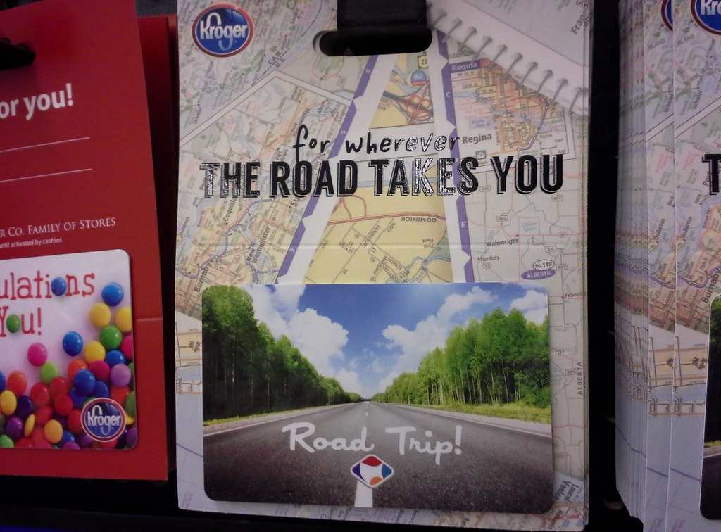 Kroger Road Trip Gift Card Barnes Crossing The Photos Fo Flickr