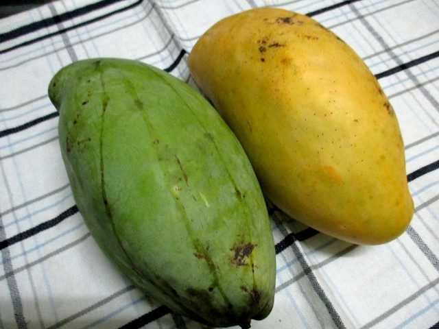 XL mangoes