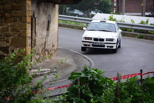 Aingeru Castro - Alaitz Urkiola, BMW M3, X Rallysprint de Lanestosa Karrantza 2017