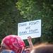 2017.07.26 Protest Trans Military Ban, White House, Washington DC USA 7625