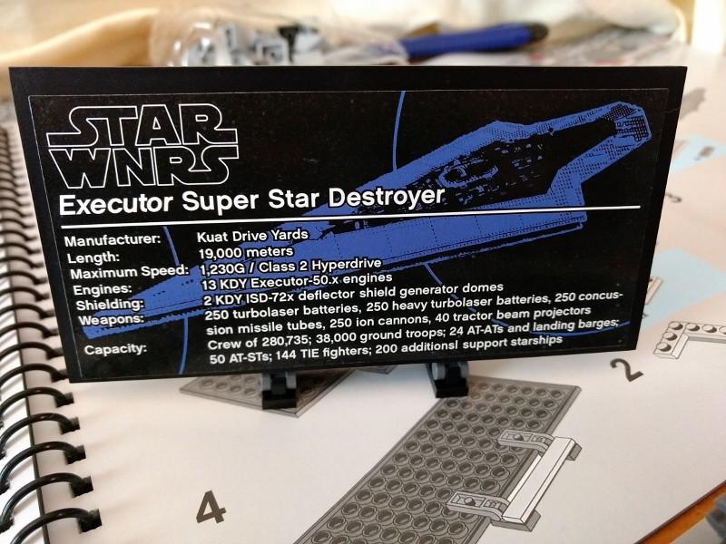 Review Lepin Super Star Destroyer Brickset Lego Set Guide And