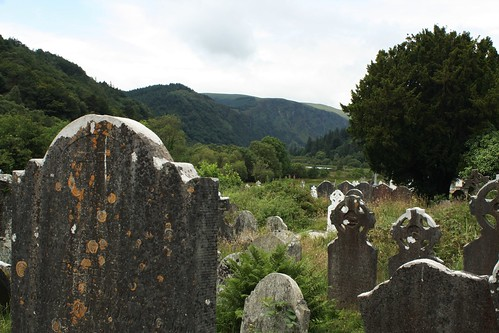 glendalough monastic city | by firefly041300