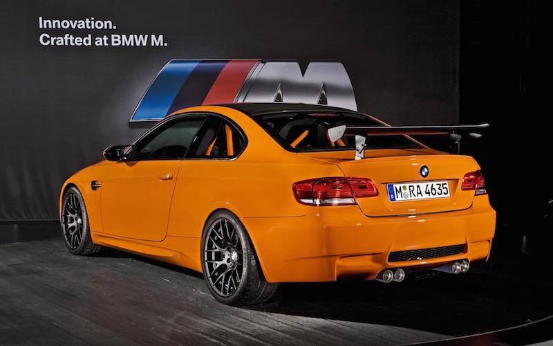 2011 BMW M3 GTS Black 19