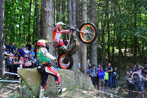 Toni Bou, Montesa, Trial GP, FIM Trial World Championship, Bradford 2017
