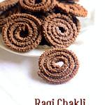Ragi Murukku recipe