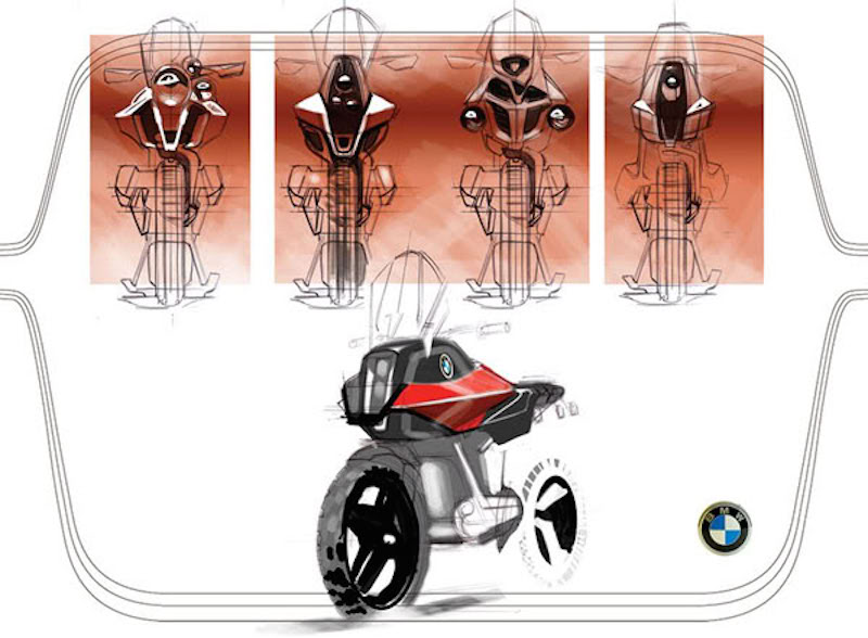 BMW GS Concepts by Alex Earle