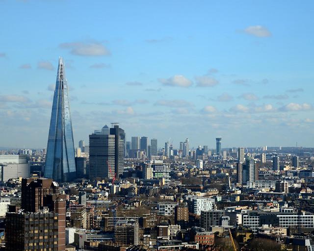 The Shard, el mejor mirador de Londres