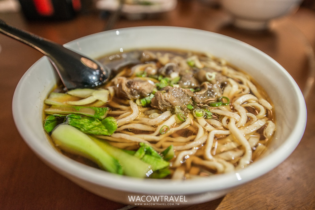 台東美食推薦-東鼎牛肉麵