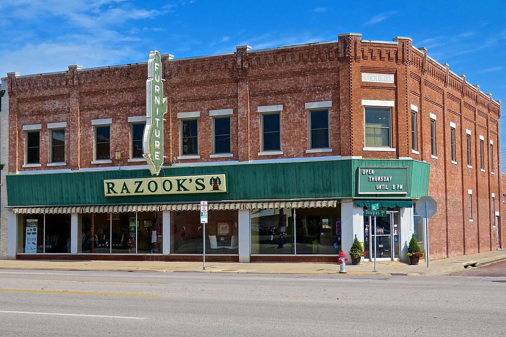 ... Razooku0027s Furniture, Wichita, KS | By Robby Virus