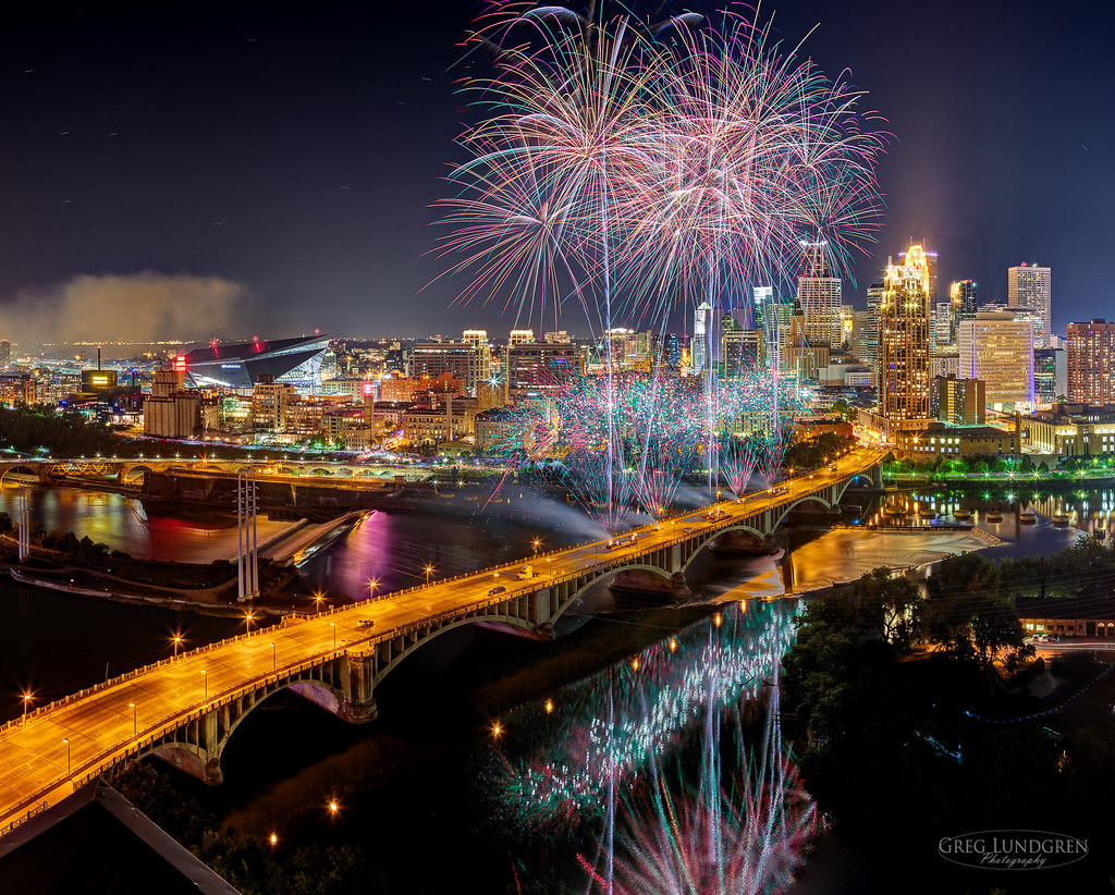 Minneapolis Aquatennial Target Sponsors One Of The Best Fi Flickr