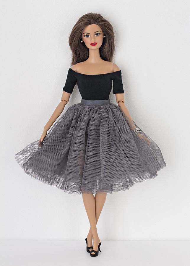 Barbie ballerina skirt