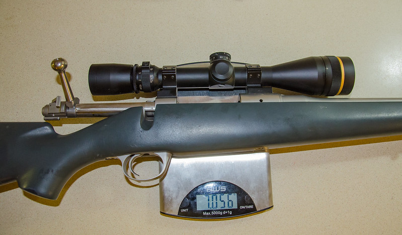 Backpack rifle weight [Archive] - Hunt Talk Forums