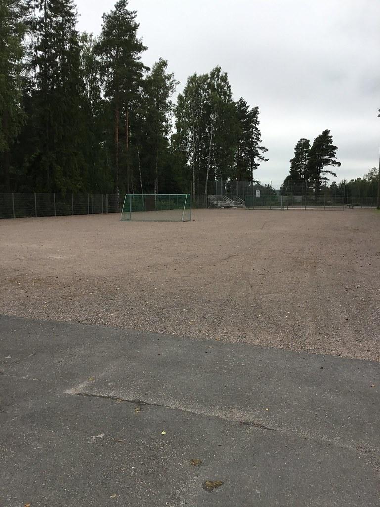 Kuva toimipisteestä: Lintuvaaran koulu / Hiekkakenttä