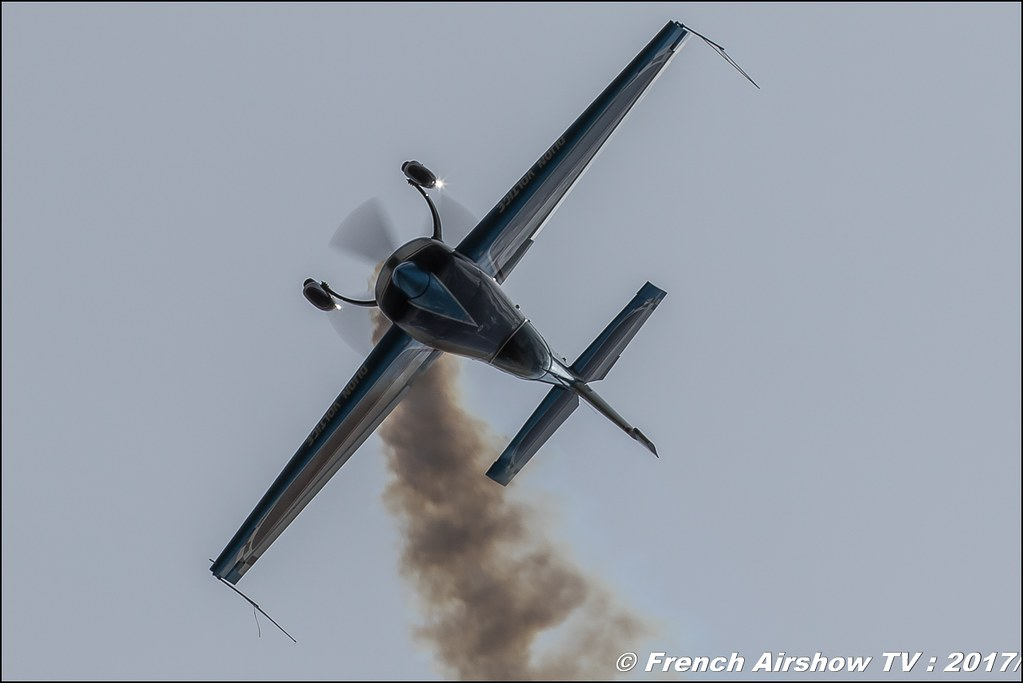 Extra EA-330SC - F-HDBV - Dijon Voltige , Meeting de France 2017 , Dijon longvic , Bleuciel Airshow, meeting aerien dijon 2017 , Meeting aerien de France a Dijon