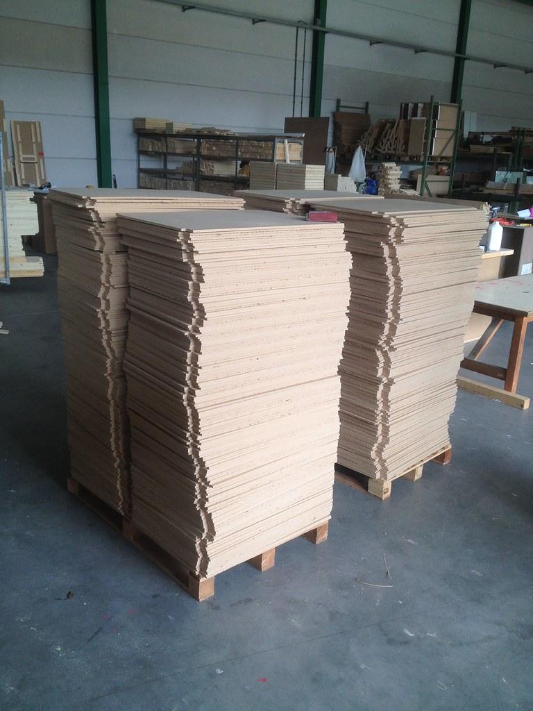 2x 324 #mdf #planken met #uitsparing   #hoeken er uit #gefr u2026   Flickr