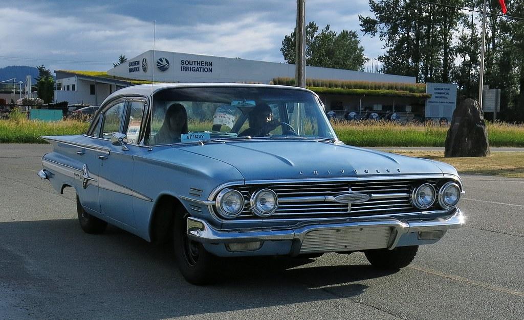 1960 Chevrolet Impala 4 Door Sedan Custom Cab Flickr