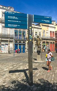 Wayfinding in Rio's Port District | by Brian John Godfrey