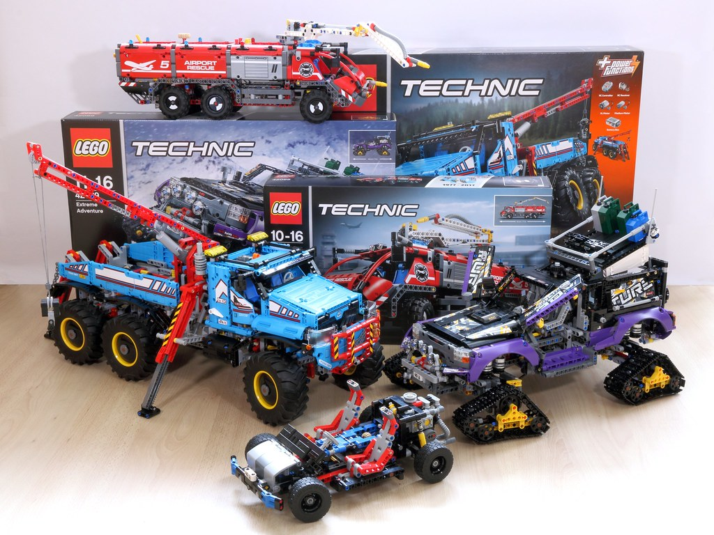 lego technic 2017 2h sets flickr. Black Bedroom Furniture Sets. Home Design Ideas
