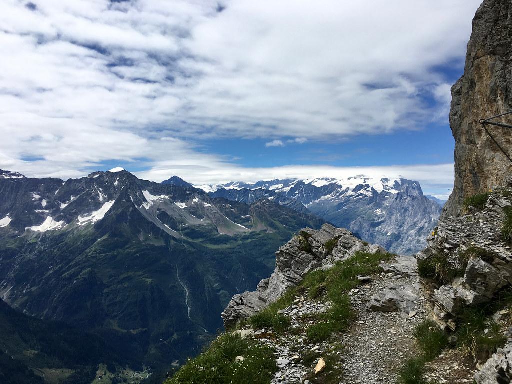 Klettersteig Tälli : Tälli klettersteig u outdooractive