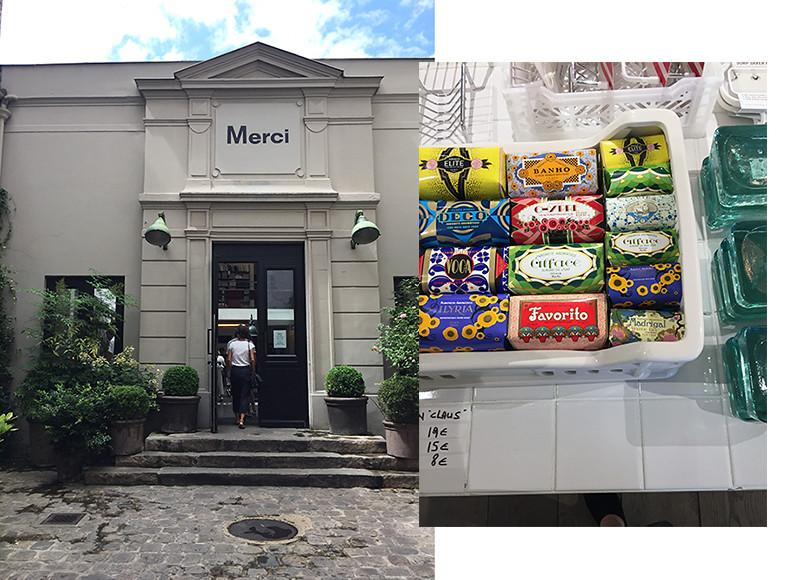 Merci tavaratalo Pariisi