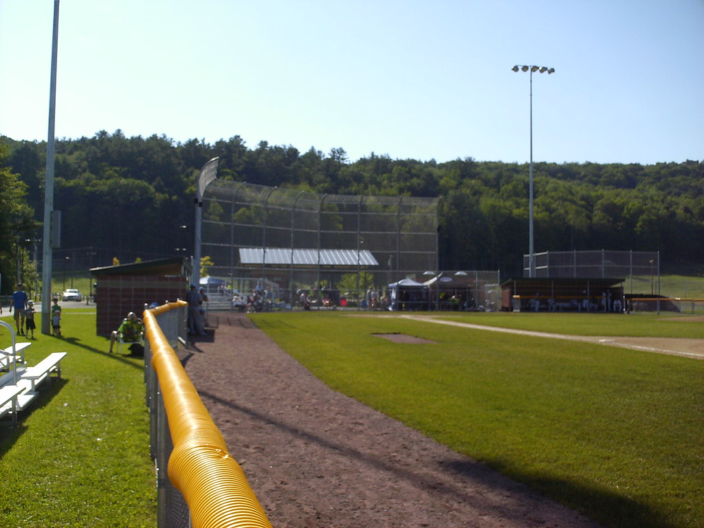 Maxfield Sports Complex - In The Ballparks