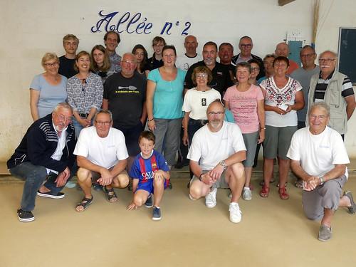 19/07/2017 - Plougasnou : 3ème séance d'initiation gratuite aux boules plombées