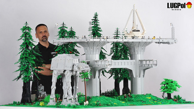 Project: Endor, by dmaclego, on Eurobricks
