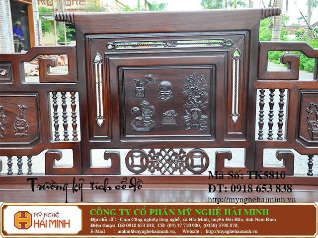 TK5810d  Bo Truong Ky tich co do  do go mynghehaiminh