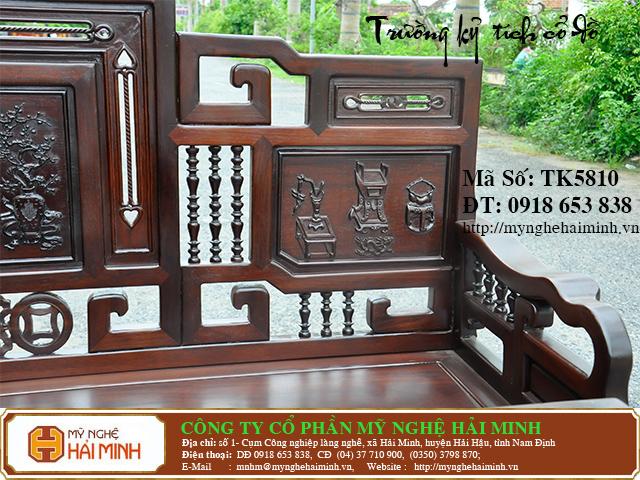TK5810e  Bo Truong Ky tich co do  do go mynghehaiminh