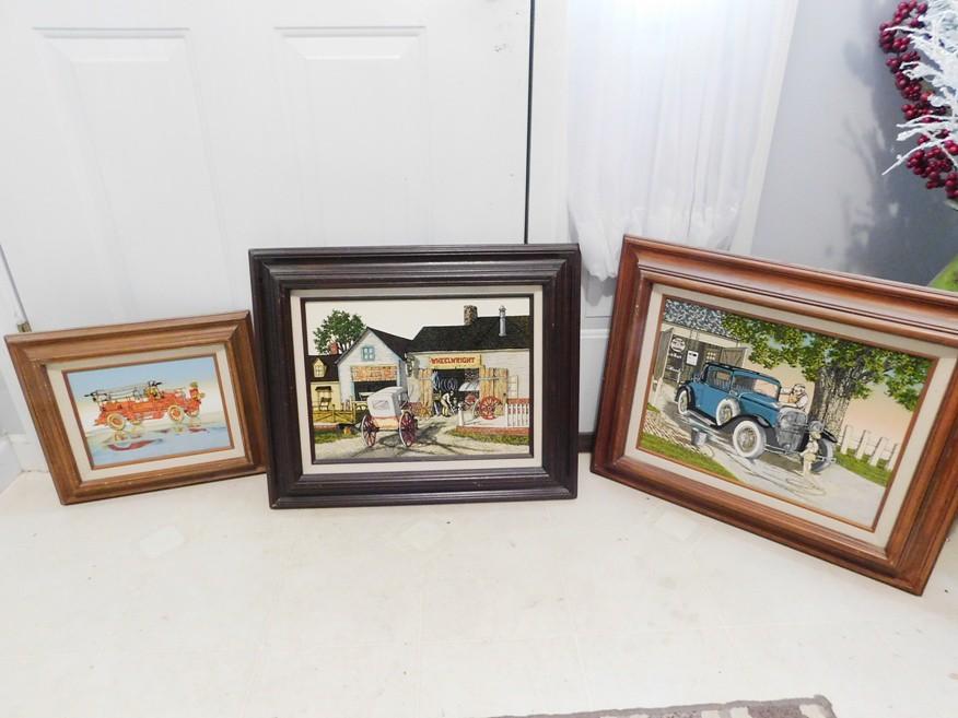 Hargrove Paintings