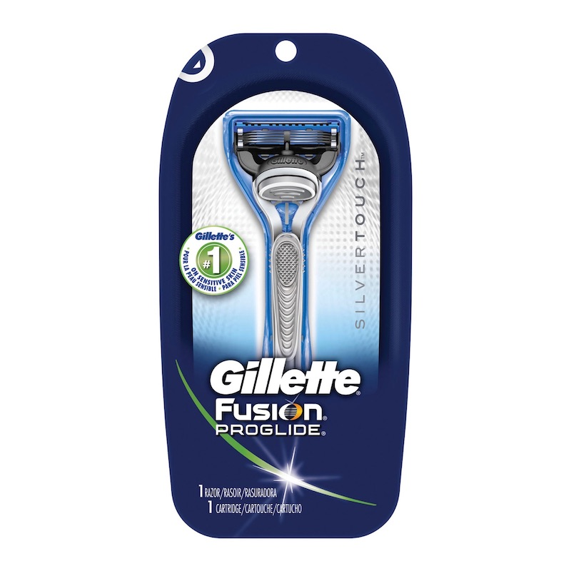 Gillette: Silver Touch™ - Style Concept