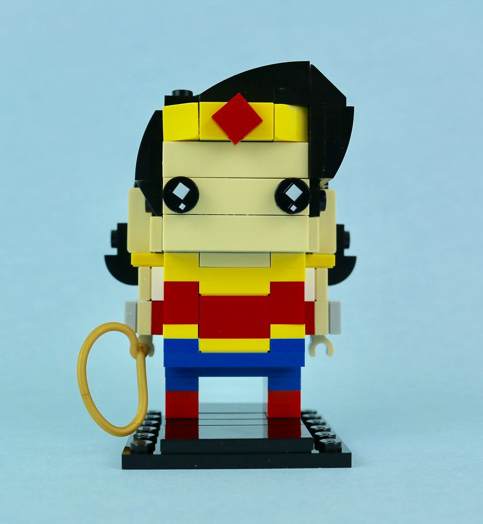 view image at flickr - Lego Wonder Woman