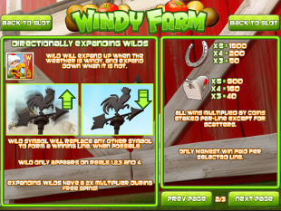 Windy Farm Slot