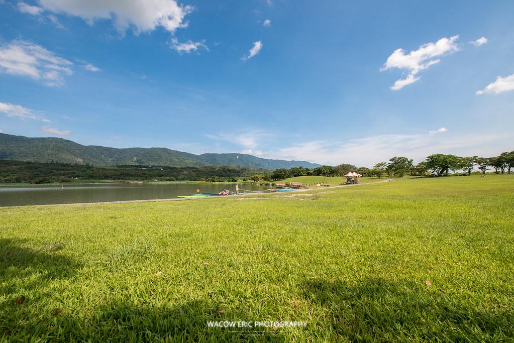 大坡池風景特定區