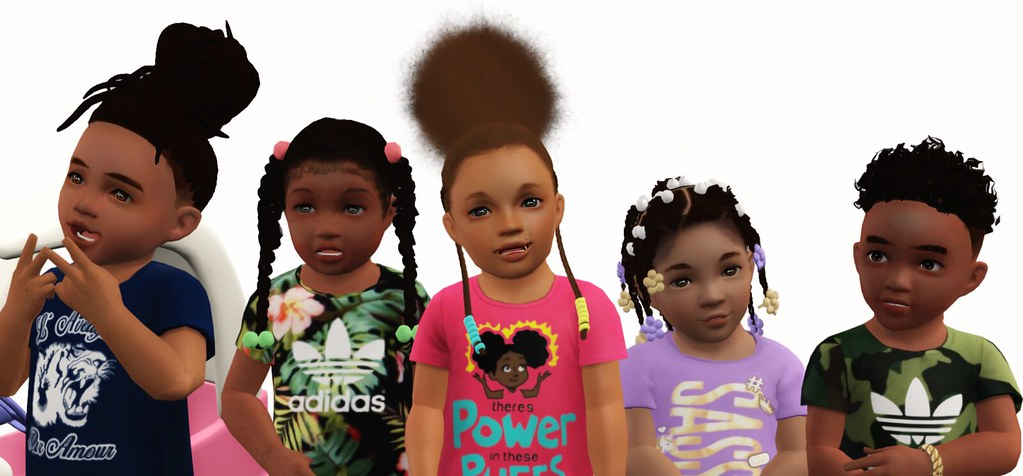 Little Models For My Site New Cc Coming Soon Jassy Sims Flickr