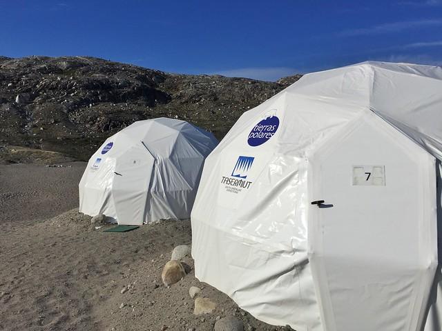 Campamento Fletanes de Tierras Polares