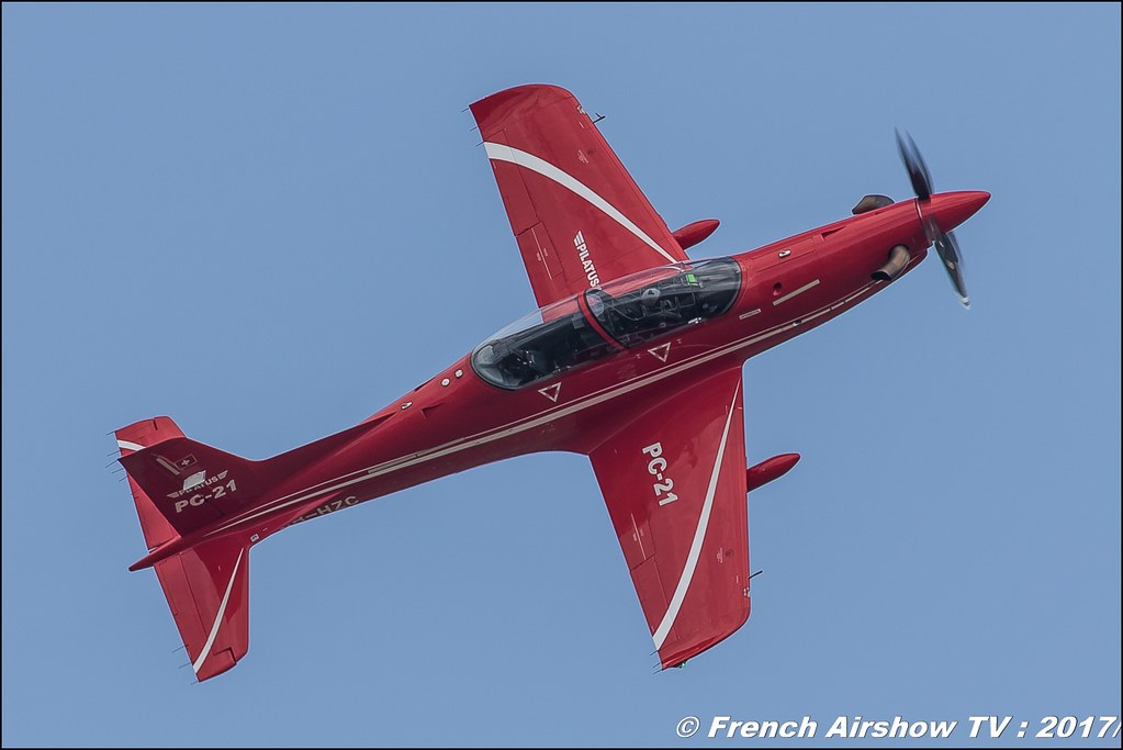 Pilatus PC-21 , Pilatus Aircraft , Meeting de France 2017 , Dijon longvic , Bleuciel Airshow, meeting aerien dijon 2017 , Meeting aerien de France a Dijon