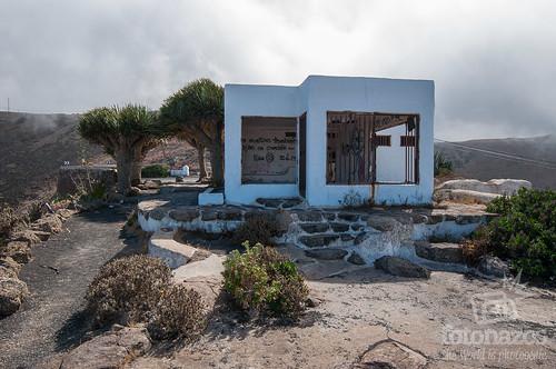 Miradores en Valle de Malpaso Haría, norte de Lanzarote