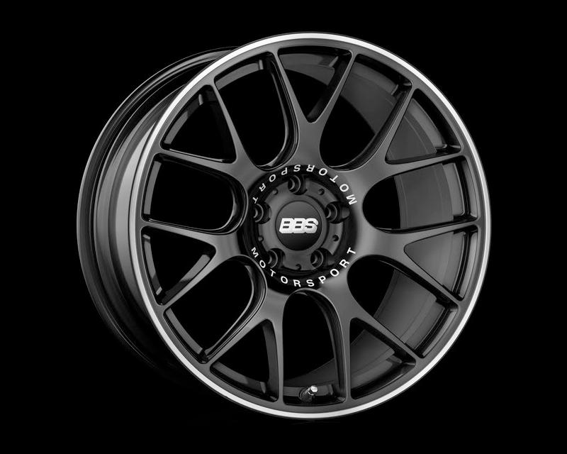 BBS® CH Challenge Wheel in Black Satin