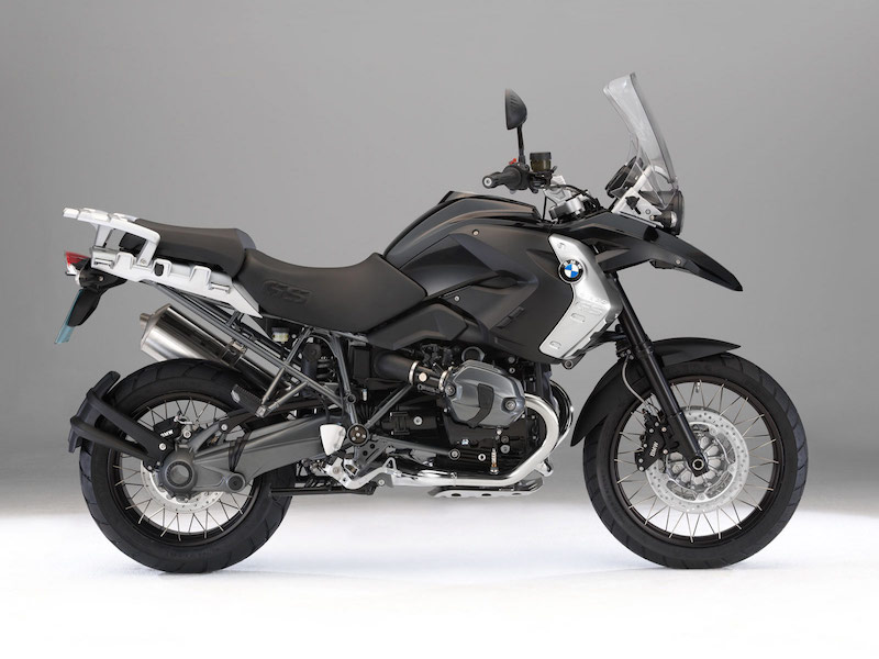 2011 BMW R1200GS Triple Black Special Edition