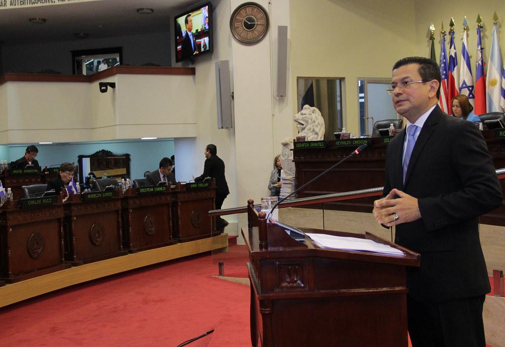 Ministerio De Relaciones Exteriores Presenta Ante Asamblea Flickr