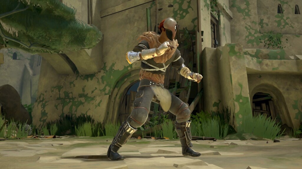 Absolver | by PlayStation Europe Absolver | by PlayStation Europe